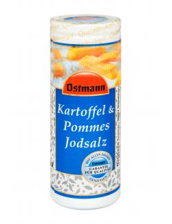 Ostmann Kartoffel & Pommes Jodsalz  (70 g) - 4002674181265
