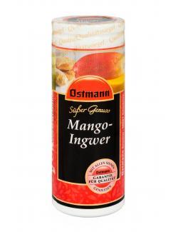 Ostmann S��er Genuss Mango-Ingwer - MHD 31.12.2016  (60 g) - 4002674182040