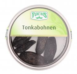 Fuchs Tonkabohnen getrocknet  (5 St.) - 4027900445881