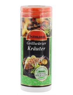 Ostmann Grillw�rzer Kr�uter  (40 g) - 4002674183085