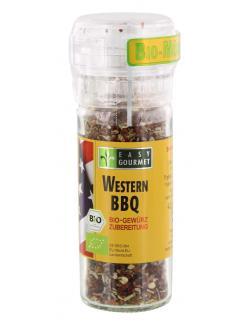 Easy Gourmet Bio Western BBQ Gew�rzzubereitung  (42 g) - 4250115713258