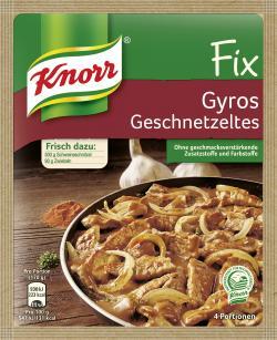 Knorr Fix Gyros Geschnetzeltes  (40 g) - 8712100405242