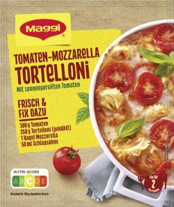Maggi fix & frisch Tomate-Mozzarella Auflauf  (34 g) - 7613034666970