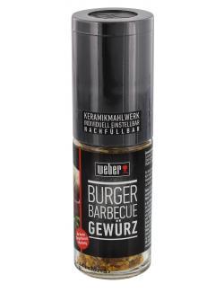 Weber Burger Barbecue Gewürz  (58 g) - 8006614060951