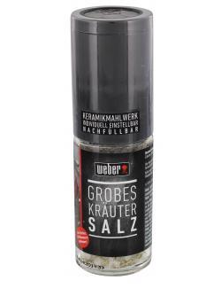 Weber Grobes Kr�uter Salz  (80 g) - 8006614061002