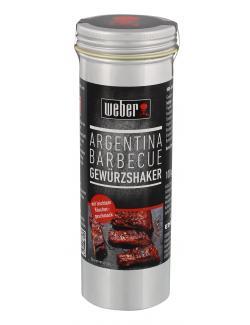 Weber Argentina Barbecue Gewürzshaker  (100 g) - 4007354690105