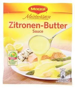 Maggi Meisterklasse Zitronen-Butter Sauce 2,48 EUR/100 g 868650