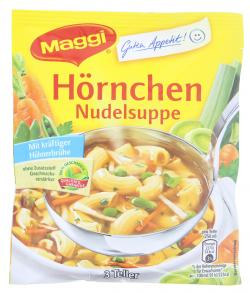 Maggi Guten Appetit Hörnchen Nudelsuppe  - 7613034755131