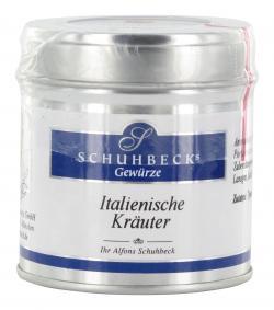 Schuhbecks Italienische Kr�uter  (20 g) - 4049162180188