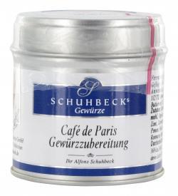 Schuhbecks Caf� de Paris Gew�rzzubereitung  (55 g) - 4049162180140