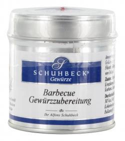 Schuhbecks Barbecue Gew�rzzubereitung  (55 g) - 4049162180348