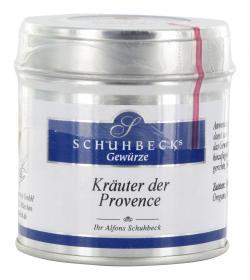 Schuhbecks Kräuter der Provence  (20 g) - 4049162180621