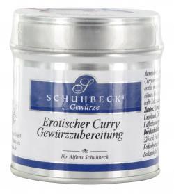 Schuhbecks Erotischer Curry Gewürzzubereitung  (50 g) - 4049162180478