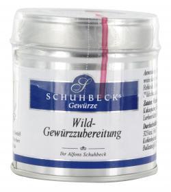 Schuhbecks Wild-Gew�rzzubereitung  (45 g) - 4049162180836