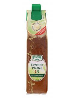 Fuchs Cayenne Pfeffer  (21 g) - 4027900311513