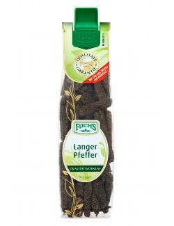 Fuchs Langer Pfeffer getrocknet - MHD 31.12.2016  (25 g) - 4027900311902