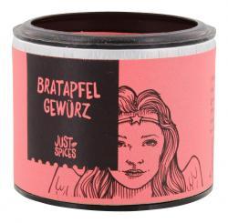 Just Spices Bratapfel Gew�rz gemahlen  (40 g) - 4260401178128
