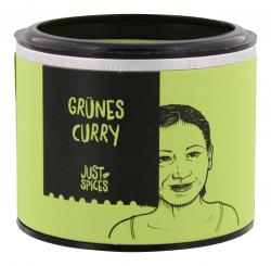 Just Spices Gr�nes Curry gemahlen  (23 g) - 4260401177596