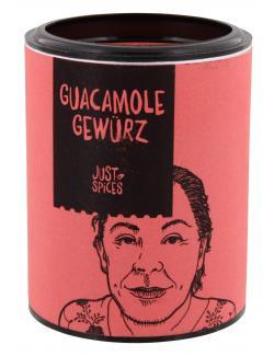 Just Spices Guacamole Gew�rz gemahlen  (40 g) - 4260401174854