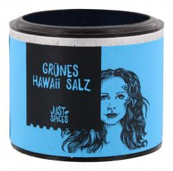 Just Spices Hawaii Salz gr�n granuliert  (59 g) - 4260401177329