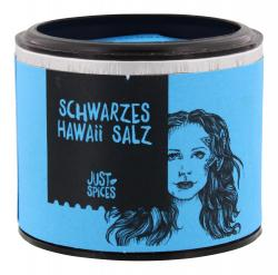 Just Spices Hawaii Salz schwarz granuliert  (59 g) - 4260401177336
