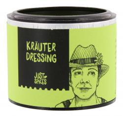 Just Spices Kräuter Dressing gemahlen  (8 g) - 4260401177541