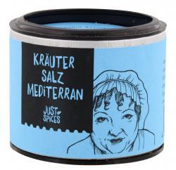 Just Spices Kr�utersalz mediterran gemahlen  (43 g) - 4260401177824