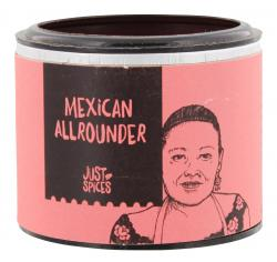 Just Spices Mexican Allrounder gemahlen  (26 g) - 4260401177916