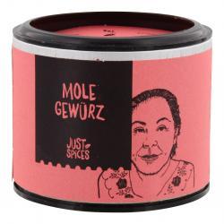 Just Spices Mole Gew�rz gemahlen  (19 g) - 4260401177855