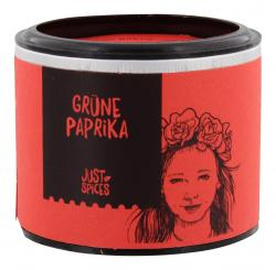 Just Spices Paprika gr�n granuliert  (22 g) - 4260401176896