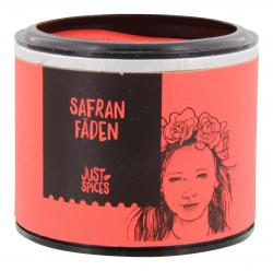 Just Spices Safran Fäden ganz  (1 g) - 4260401177015