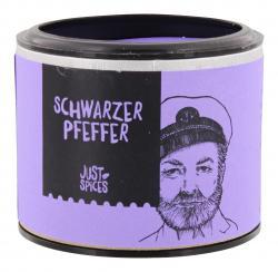 Just Spices Schwarzer Pfeffer gemahlen  (29 g) - 4260401177350