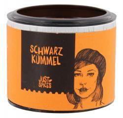 Just Spices Schwarzkümmel ganz  (29 g) - 4260401177046