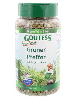 Goutess Gr�ner Pfeffer  (95 g) - 4002874752272