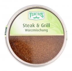 Fuchs Steak & Grill W�rzmischung  (60 g) - 4027900445584