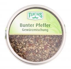 Fuchs Bunter Pfeffer Gew�rzmischung  (55 g) - 4027900444471