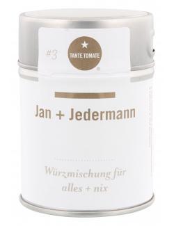 Tante Tomate Jan + Jedermann Würzmischung  (55 g) - 4260317760080
