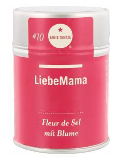 Tante Tomate LiebeMama Fleur de Sel mit Blume  (60 g) - 4260317761636