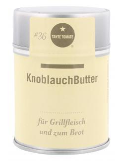 Tante Tomate KnoblauchButter f�r Grillfleisch und zum Brot  (60 g) - 4260317762442