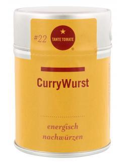 Tante Tomate CurryWurst Gew�rzzubereitung  (60 g) - 4260317762527