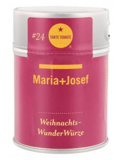 Tante Tomate Maria+Josef WeihnachtsWunderW�rze  (45 g) - 4260317762862