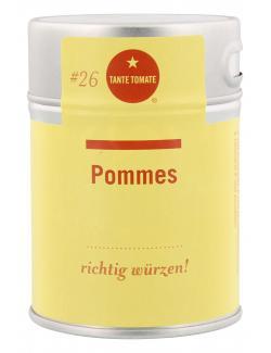 Tante Tomate Pommes richtig w�rzen!  (60 g) - 4260317763036
