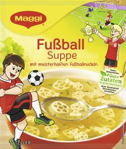 Maggi Fussball-Suppe  - 7613035498327