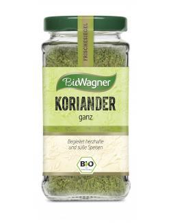 BioWagner Koriander ganz  (45 g) - 4049164121301