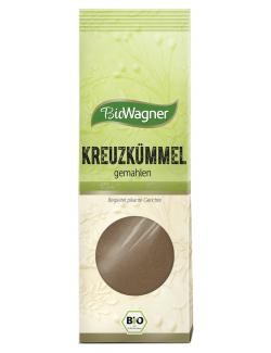 BioWagner Kreuzkümmel gemahlen  (55 g) - 4049164123428