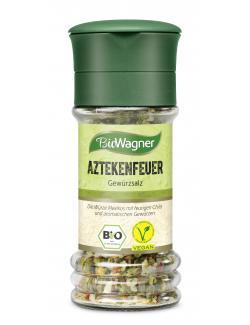 BioWagner Gewürzsalz Aztekenfeuer  (45 g) - 4049164125149