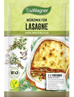 BioWagner W�rzmix f�r Lasagne  (30 g) - 4049164125194