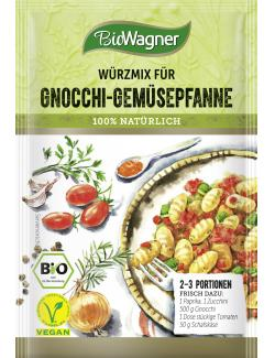 BioWagner W�rzmix f�r Gnocchi-Gem�sepfanne  (20 g) - 4049164125200