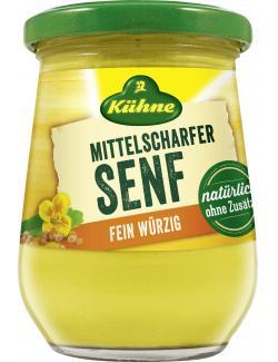 K�hne Senf mittelscharf extra cremig  (250 ml) - 40122342
