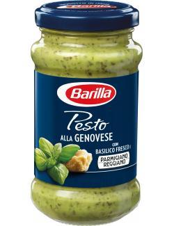 Barilla I Pesti alla Genovese con Basilico Fresco  (190 g) - 8076809513340
